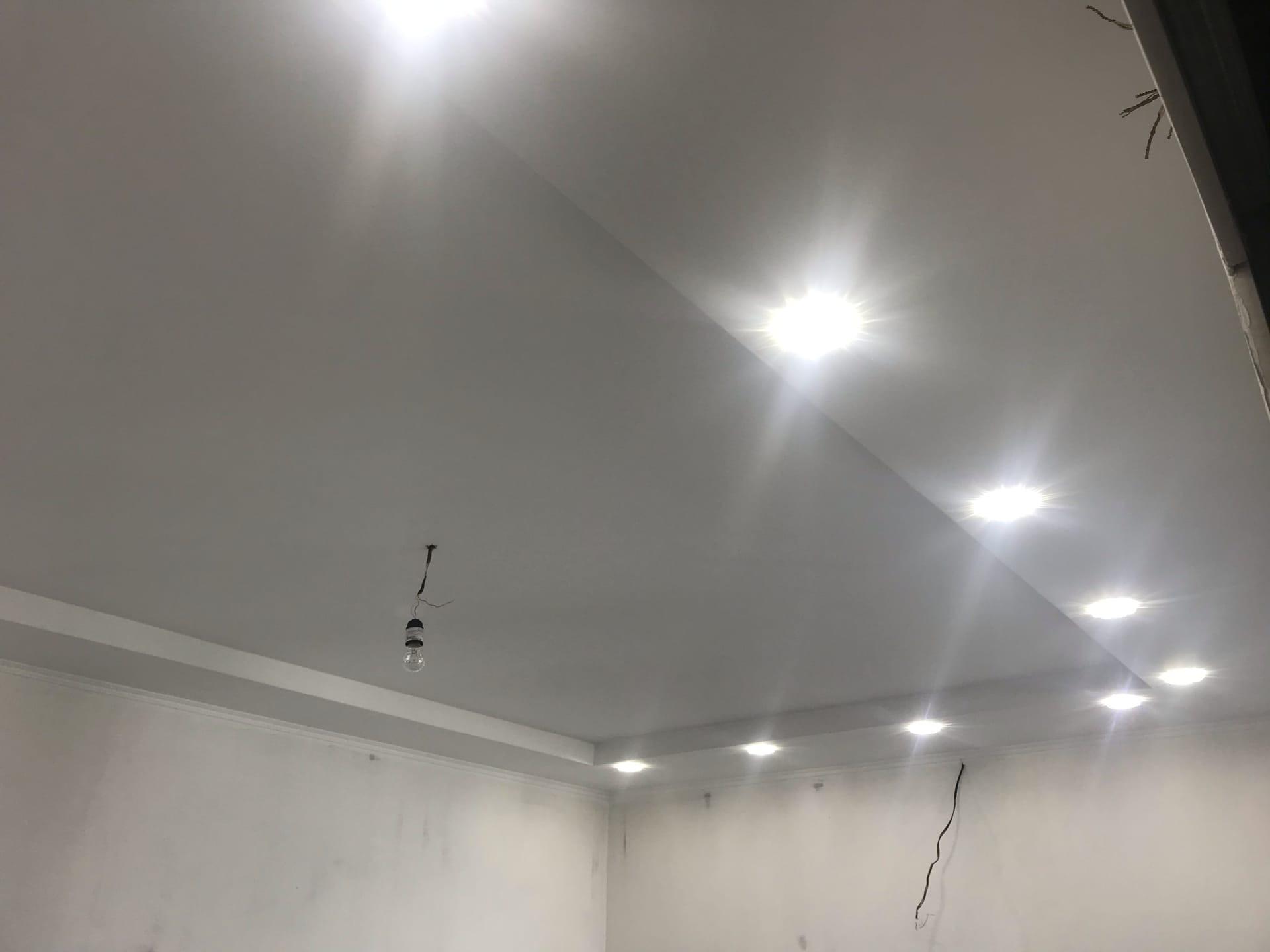 Светильники точечные